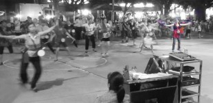 Chinese Line Dancing