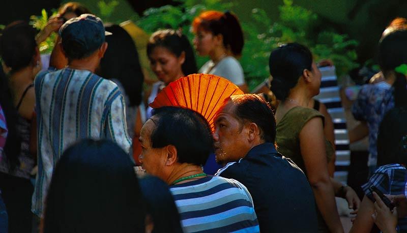 Orange-Fan