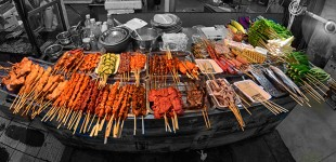 Qingxi Night BBQ & Market