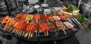 Qingxi Night BBQ & Market