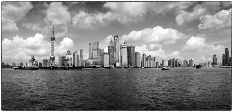 Shanghai Pudong BW