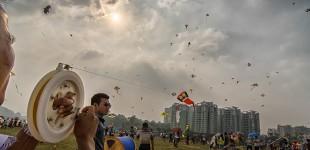 Yangjiang Kite Festival - Kites