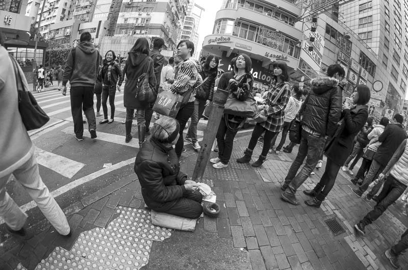 HK Beggar