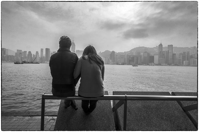 Harbour Couple