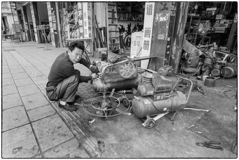 Compressor Man