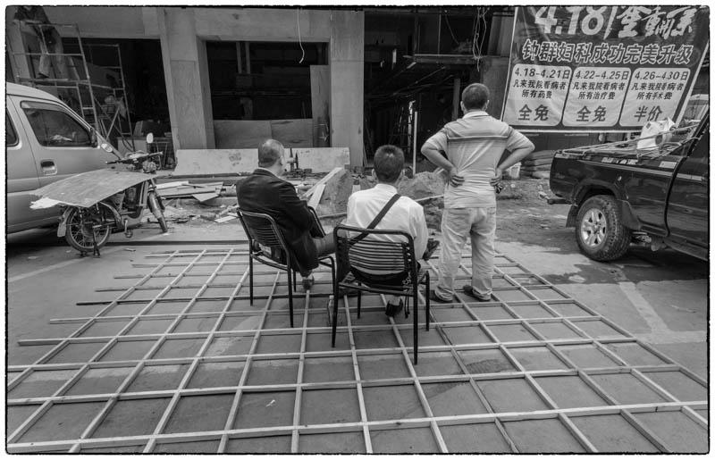 Construction Spectators