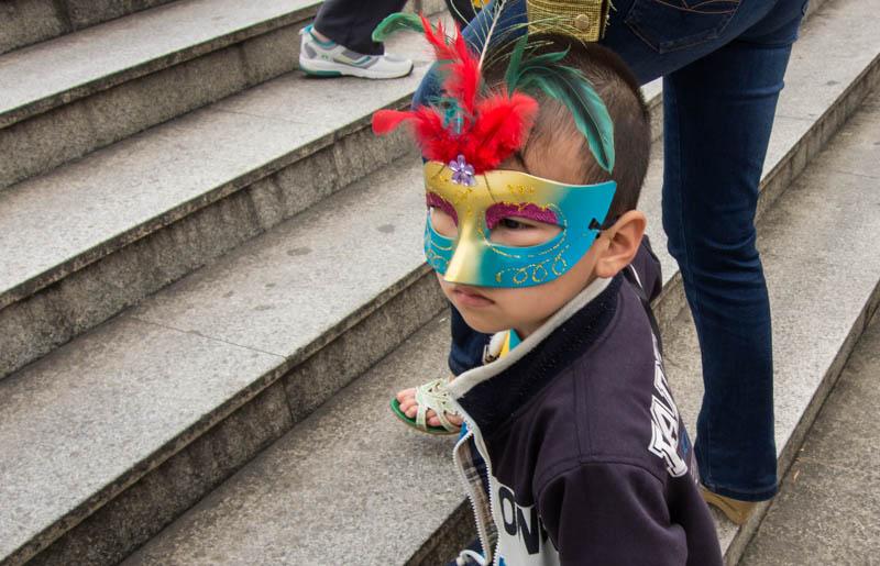 Masked Man