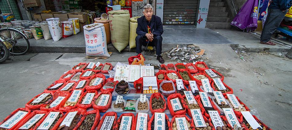 Selling Stuff in China
