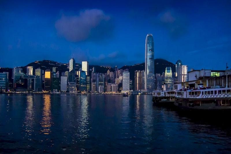 HK Sunrise
