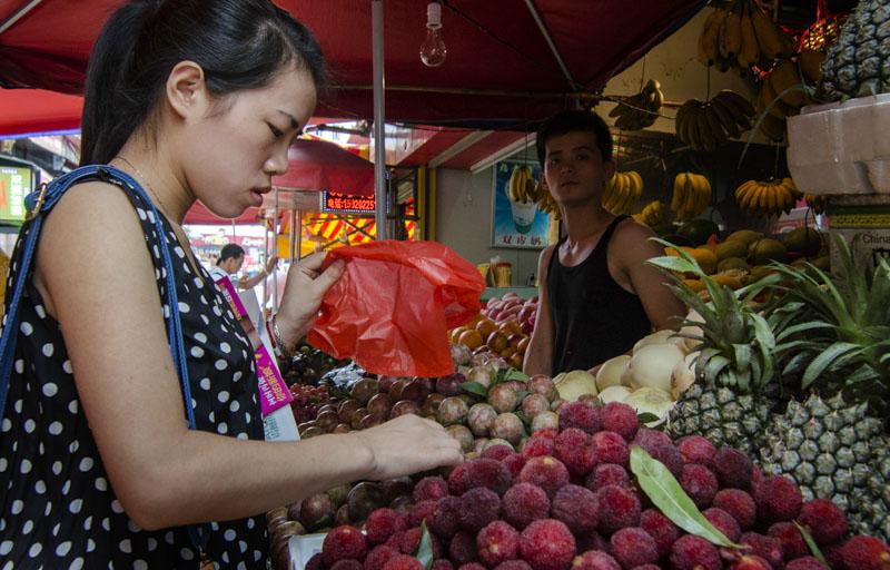 Fruit Shopper