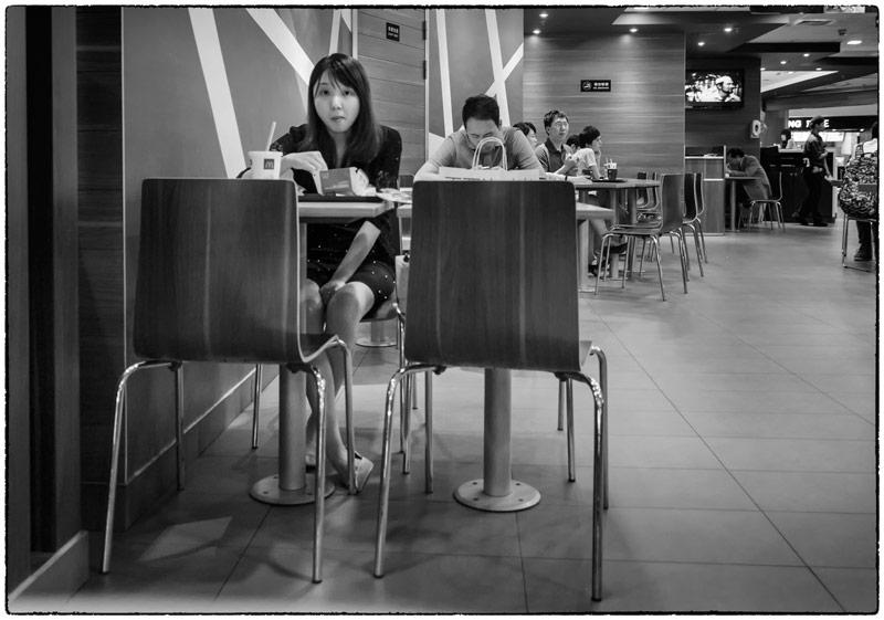McDonalds-Girl