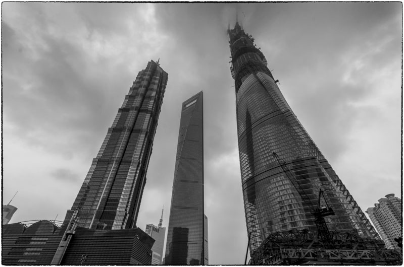 Shanghai Tower Plus 2