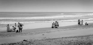 Brides on the Beach