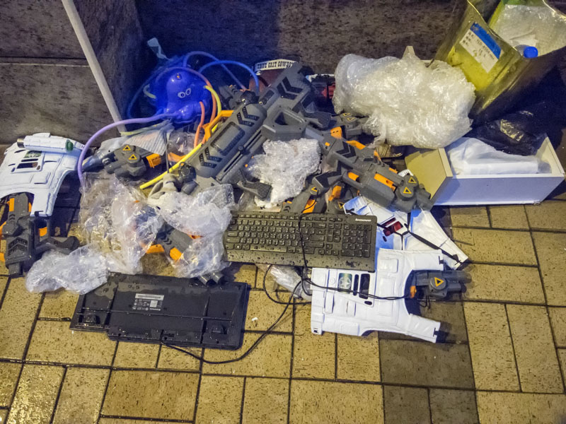 HK Hi Tech Trash