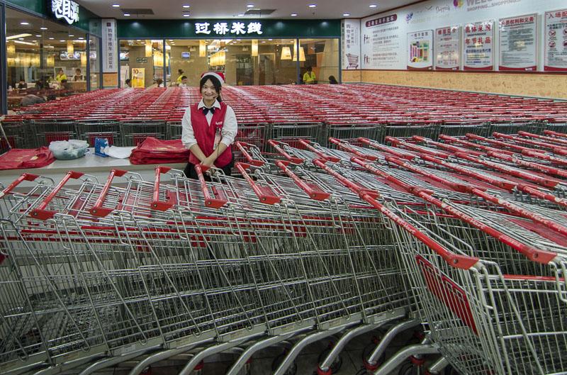 Cart Girl
