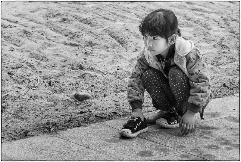 Sandy Shoe