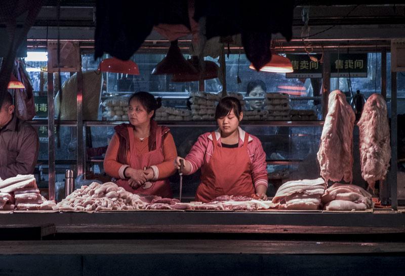 Selling Pork Fat