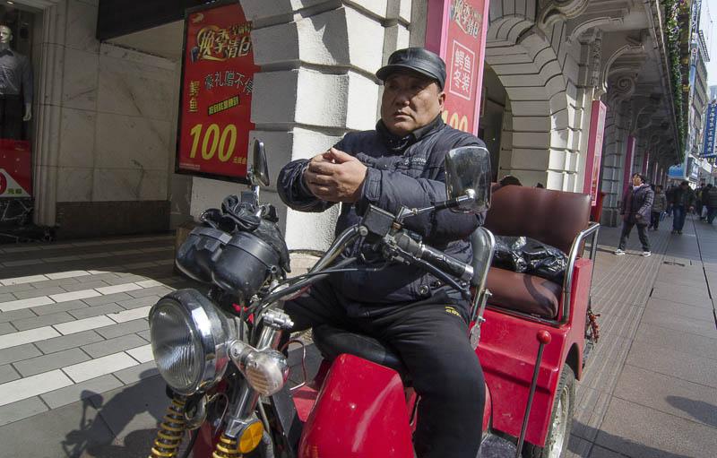 Shanghai MotoCab