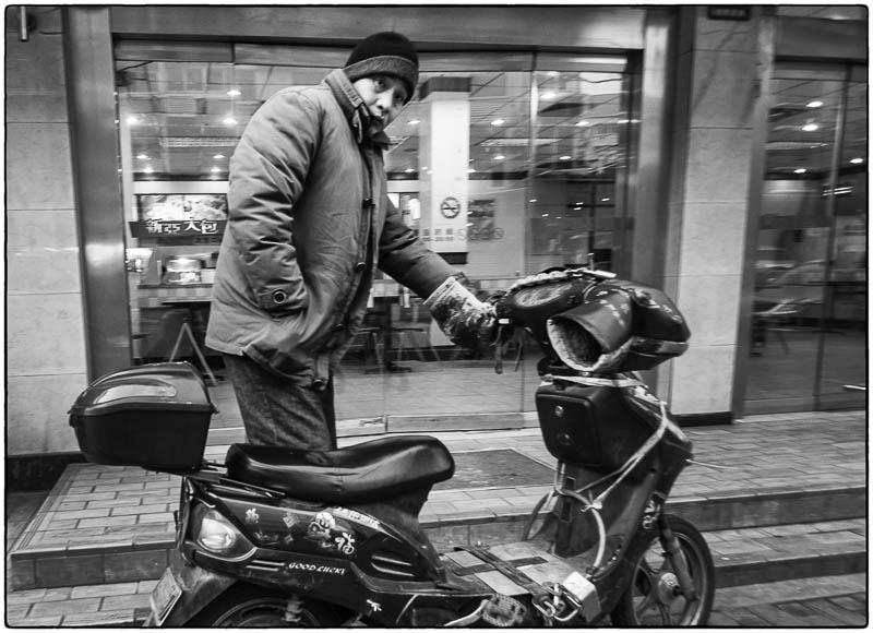 Shanghai Motorscooter Guy