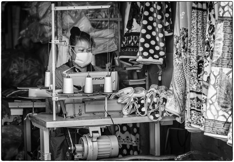 Street Seamstress