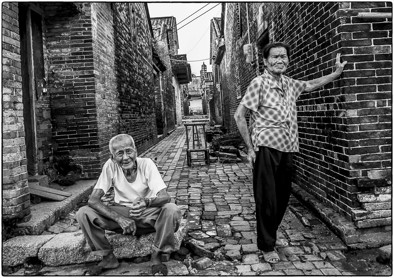 Really Old Couple