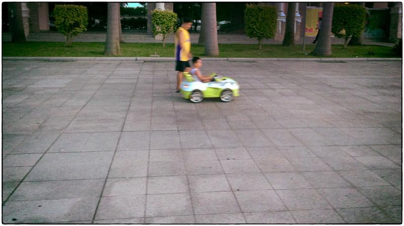 Motorized-Car