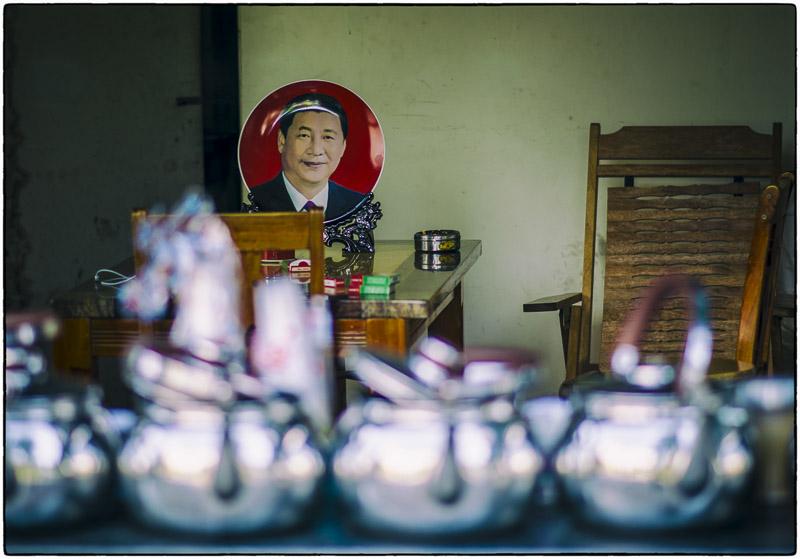 Mr Xi