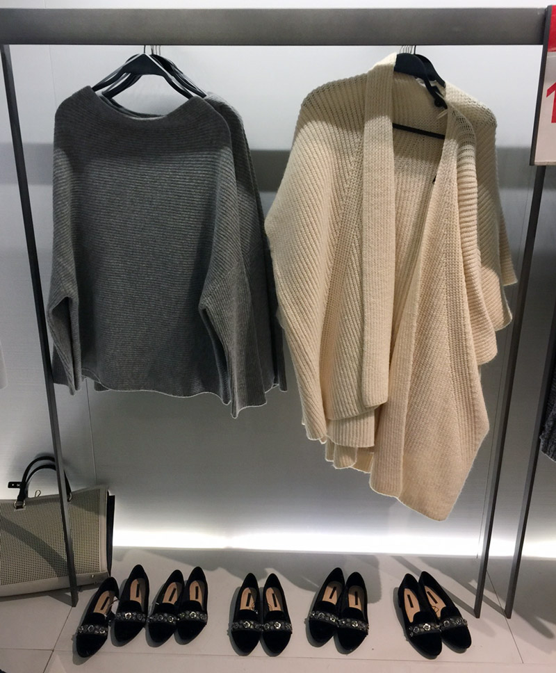 Zara-Two-Sweaters