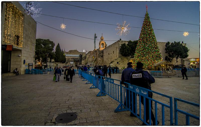 Bethlehem-Manger Sq