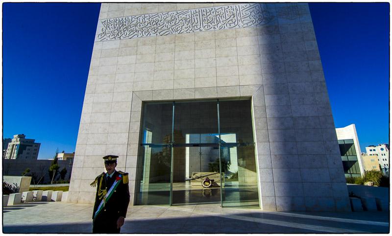 Ramallah-Arafats Tomb