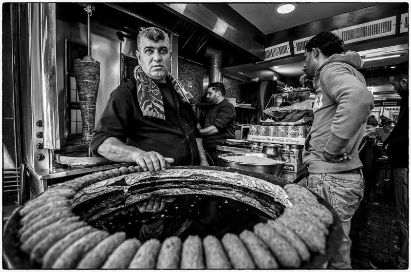 Ramallah-Falafel Guy