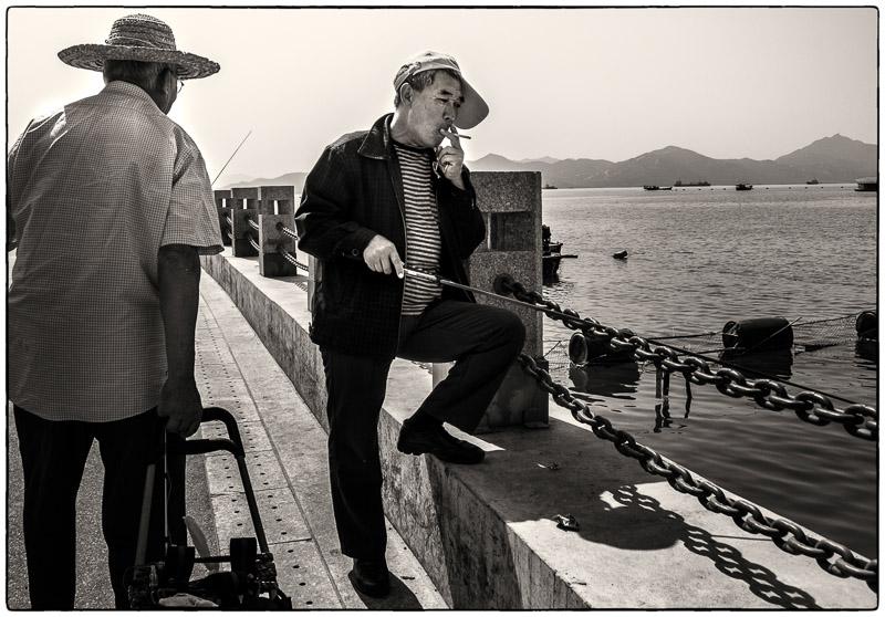 Fishing Shenzhen Bay2