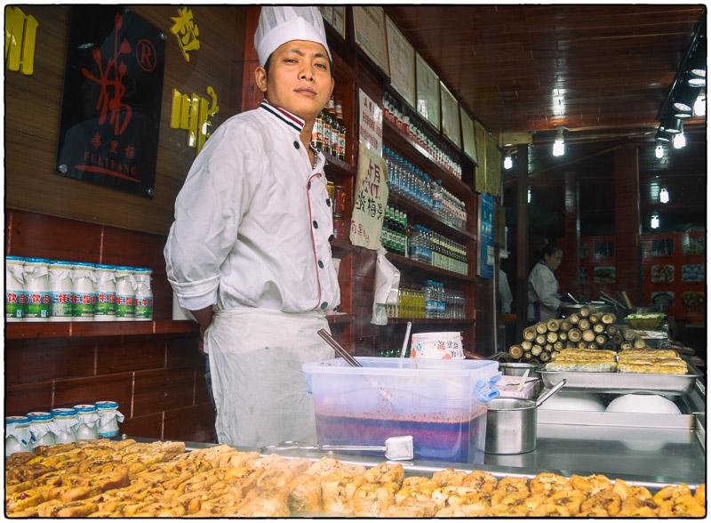 Lijiang Tofu Guy
