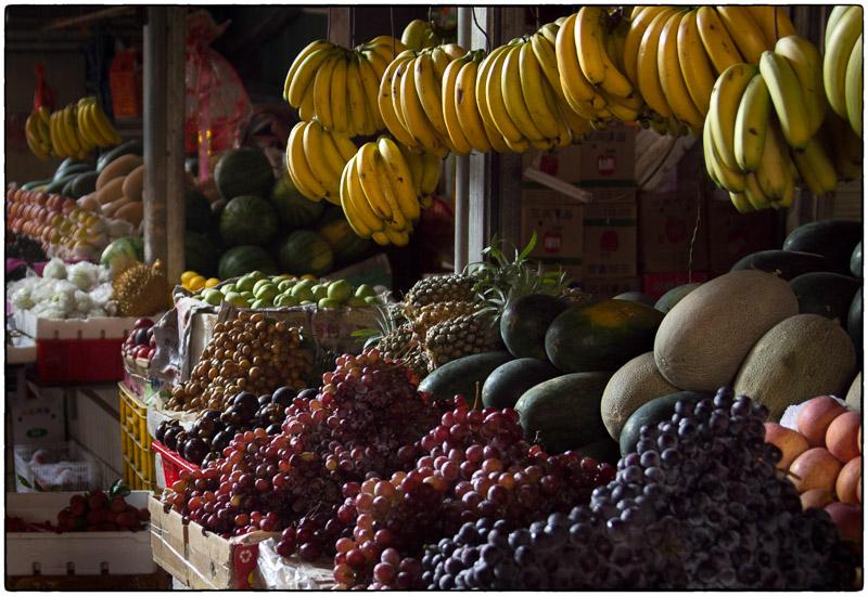 Qingxi Fruit Stand