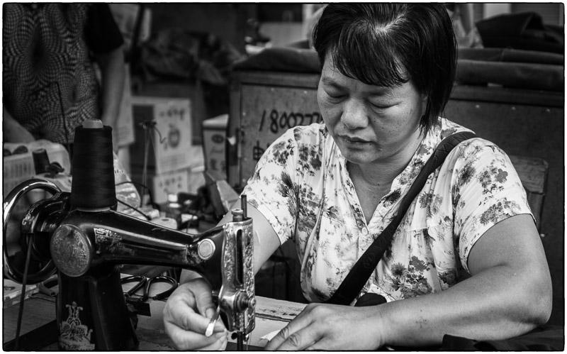 Qingxi Seamstress