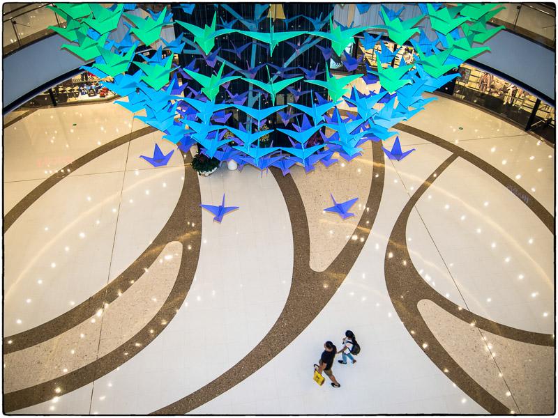 Mall Cranes