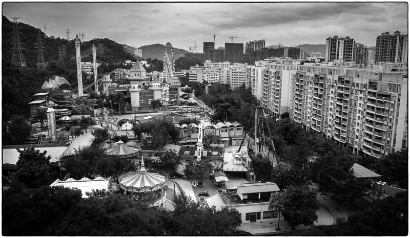 Chinese Amusement Park