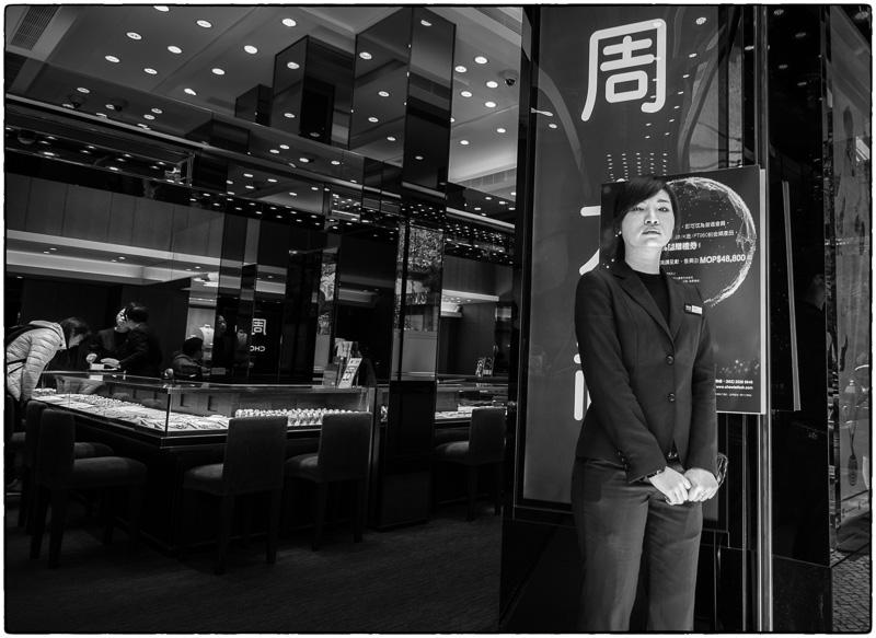 Macau Jewelry Store