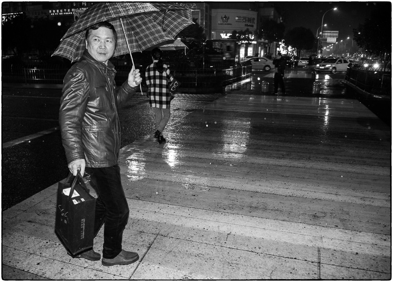Ningbo in the Rain3