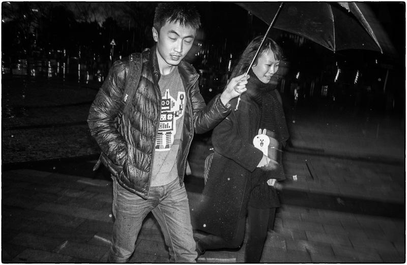 Ningbo in the Rain5