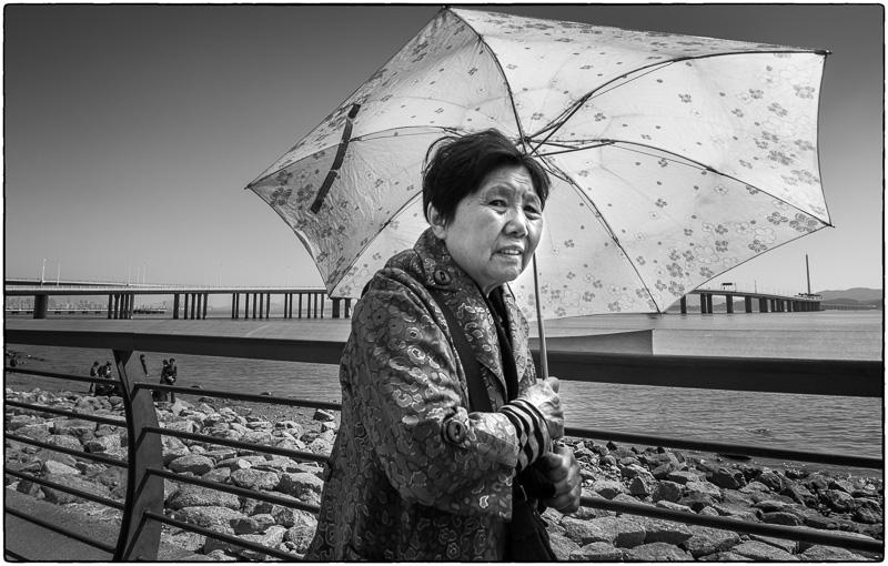 Shenzhen Bay Umbrella