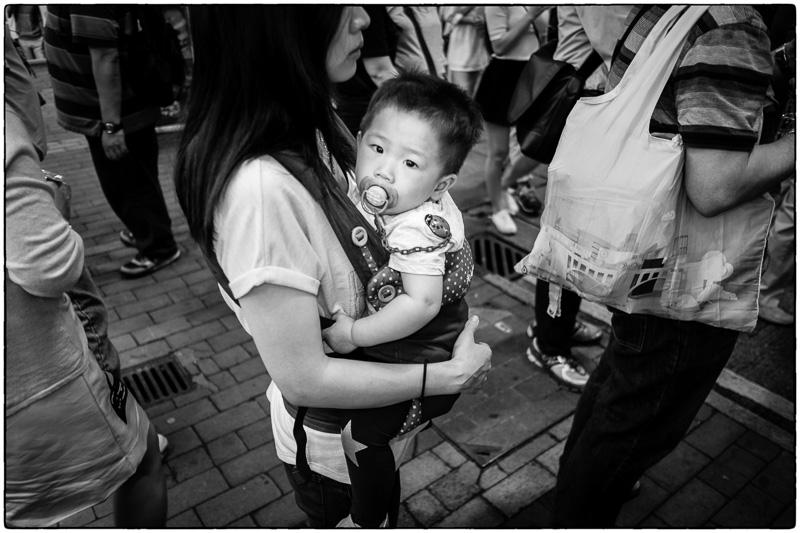HK Drowsy Baby