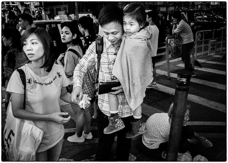HK Family Shopping Trip