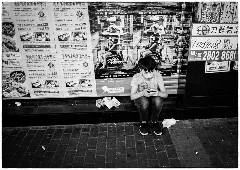 HK Poster Boy