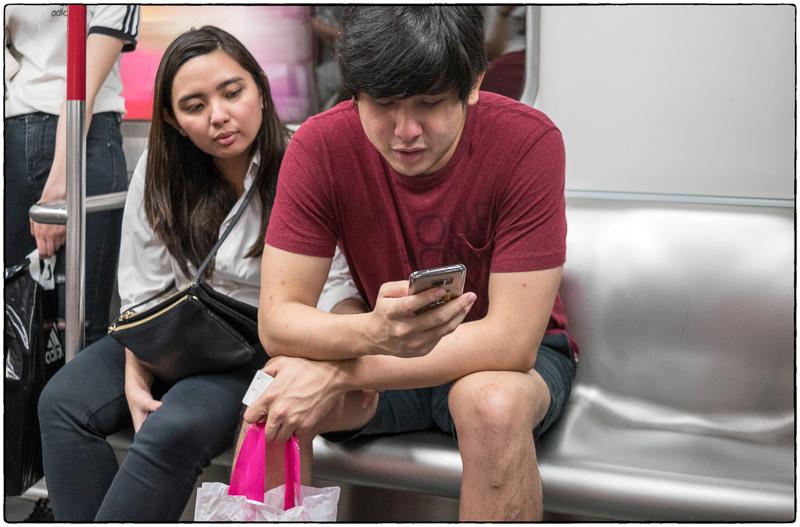 HK Subway Curiosity