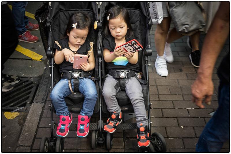 HK Techno-Twins