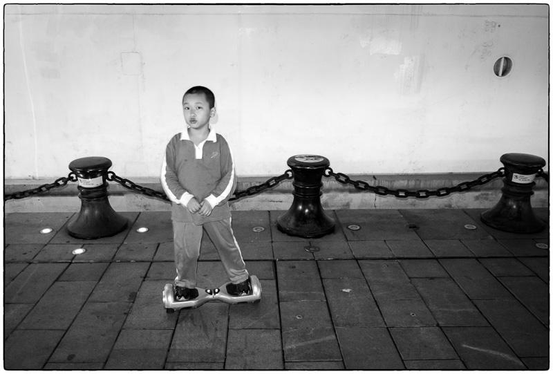 Shekou Hoverboard Kid II