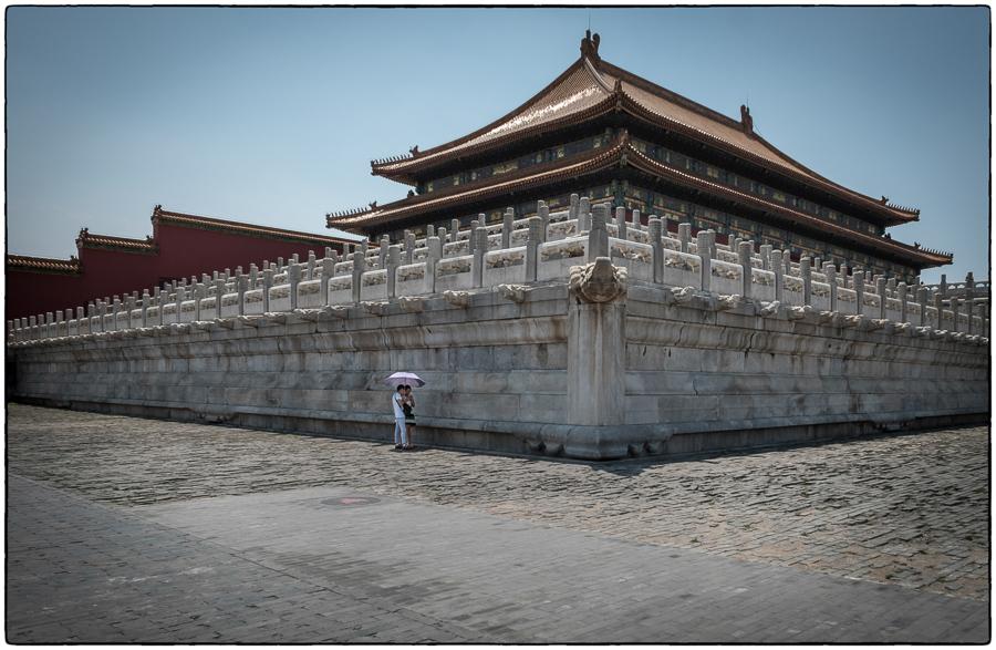 Forbidden City Couple