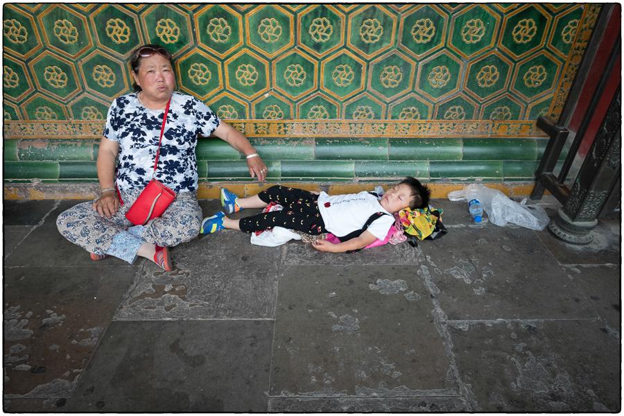 Forbidden City Nap
