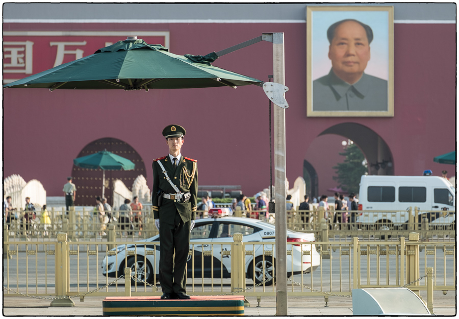 Guarding the Chairman6